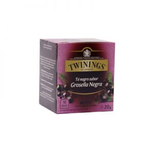 Blackcurrant grosella negra te twinings orben