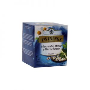 te twinings orben Camomile Spearmint & Lemongrass
