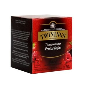 four red fruits twinings importaciones te uruguay orben