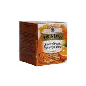 orange mango cinnamon twinings importaciones te uruguay orben